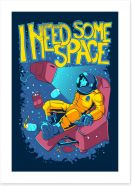 I need some space (Custom)