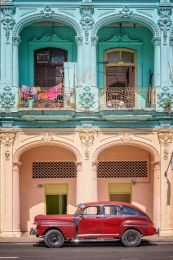 Cuban colours