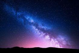 Milky Way blush