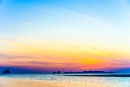 A happy horizon