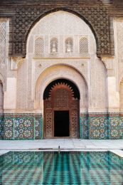 Marrakesh madrasa