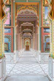 Jaipur couloir