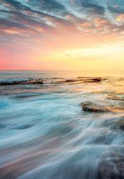 A restless tide