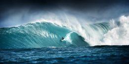Surfing panorama