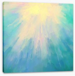 Shine on Stretched Canvas 100311021
