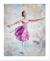 Impressionist Art Print 100958577