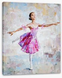 Impressionist Stretched Canvas 100958577