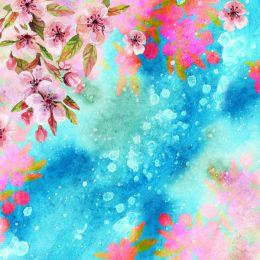 Sea of blossom