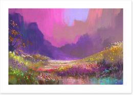Landscapes Art Print 103949330