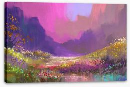 Landscapes Stretched Canvas 103949330