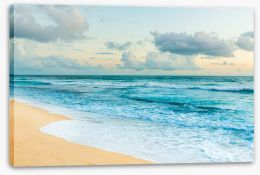 Beaches Stretched Canvas 104187293