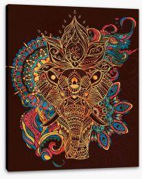 The wisdom of Ganesha