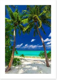 Beaches Art Print 110568122