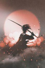 Red moon warrior