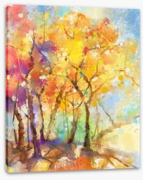 Autumn Stretched Canvas 113500111