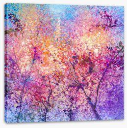 Sakura dusk