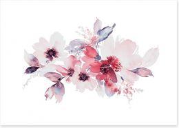 Watercolour Art Print 123187704