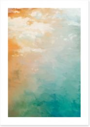 Abstract Art Print 125175255