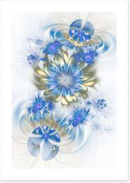 Contemporary Art Print 125332151