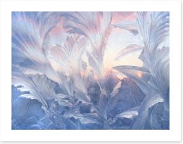 Winter Art Print 128607159