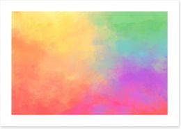 Abstract Art Print 130553111