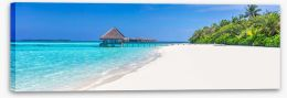 Beaches Stretched Canvas 133424507