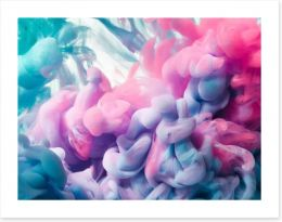 Soft impression Art Print 136988329