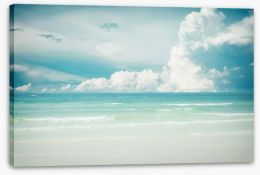 Beaches Stretched Canvas 137530244