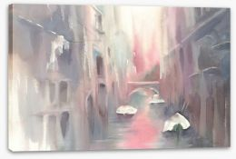 Venice Stretched Canvas 137543448