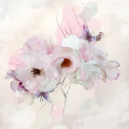 Petals in pastel