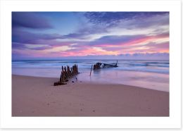 Beaches Art Print 142764671