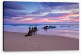Beaches Stretched Canvas 142764671