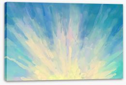 Abstract Stretched Canvas 155420960