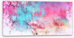 Abstract Stretched Canvas 164487816