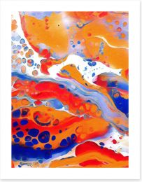 Abstract Art Print 170975772