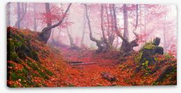 Autumn Stretched Canvas 171084296