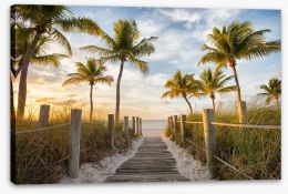 Beaches Stretched Canvas 171585376