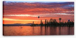Canberra Stretched Canvas 173660139