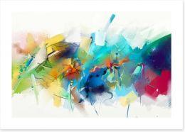 Abstract Art Print 175352002