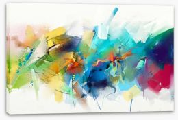 Abstract Stretched Canvas 175352002