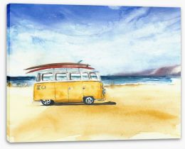 Beaches Stretched Canvas 175383618