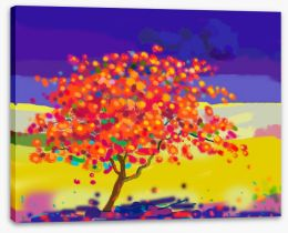 Autumn Stretched Canvas 176038802