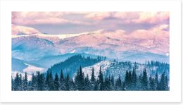 Winter Art Print 176097592
