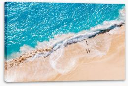 Beaches Stretched Canvas 180787142