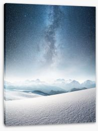 Winter Stretched Canvas 183233512