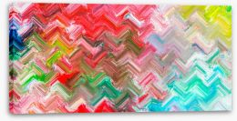 Abstract Stretched Canvas 183264627