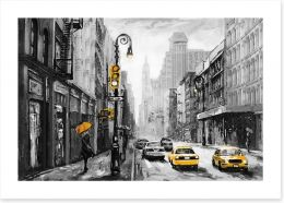 New York Art Print 186429671