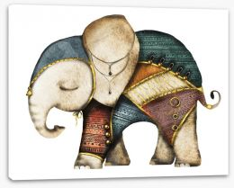 Animals Stretched Canvas 186431677