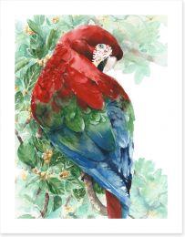 Birds Art Print 188732620