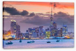 New Zealand Stretched Canvas 188947236